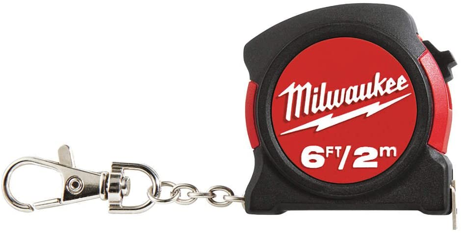 MILWAUKEE 6 ft / 2 m Keychain