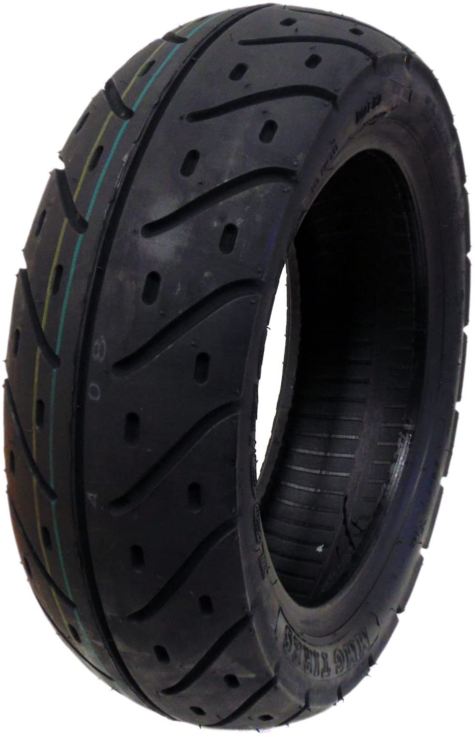 MMG Tire Size 120/70-10 Motorcycle Scooter Tubeless DOT Approved