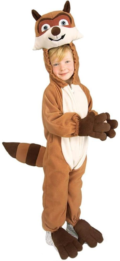 Child's Toddler Racoon Costume (Size: 2-4T)