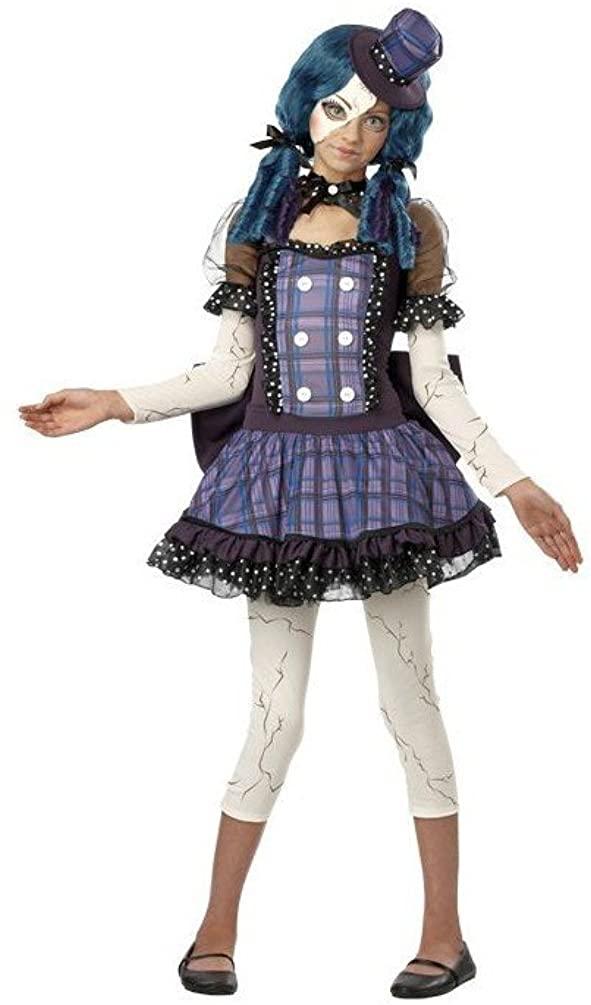 California Broken Doll Teen Costume