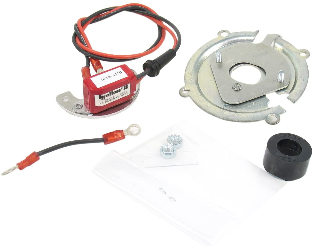 PerTronix 91162A Ignitor II Adaptive Dwell Control for Delco 6 Cylinder with Vacuum Advance