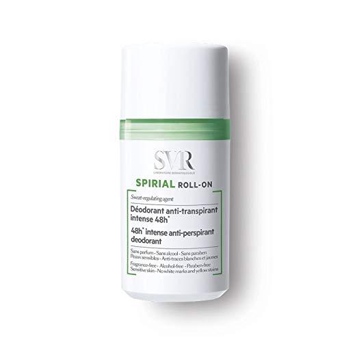 SVR Spirial Deodorant Anti-perspirant Roll-on 50ml Treatment Beauty Skin