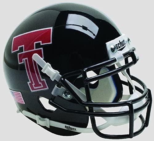 Schutt NCAA Texas Tech Red Raiders Replica XP Football Helmet, Alt. 15