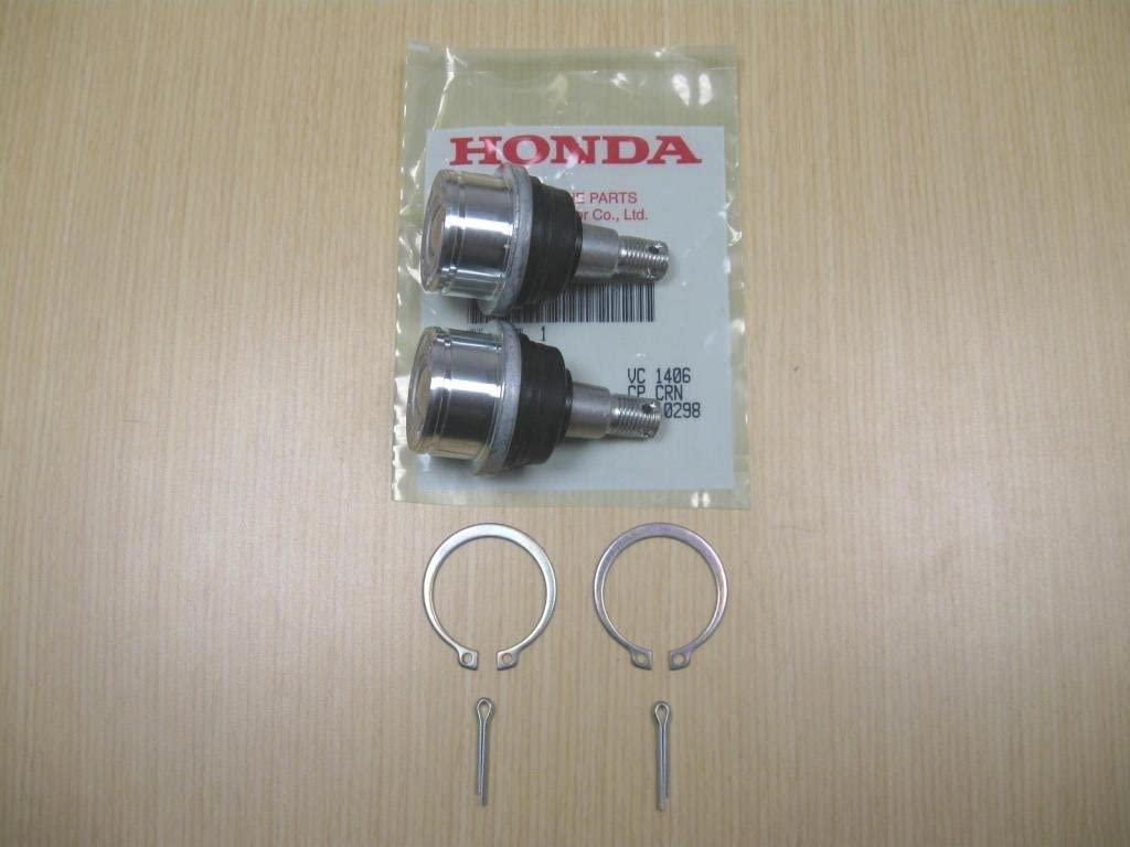 New 2007-2013 Honda TRX 420 TRX420 Rancher ATV OE Set of 2 Ball Joint Kit