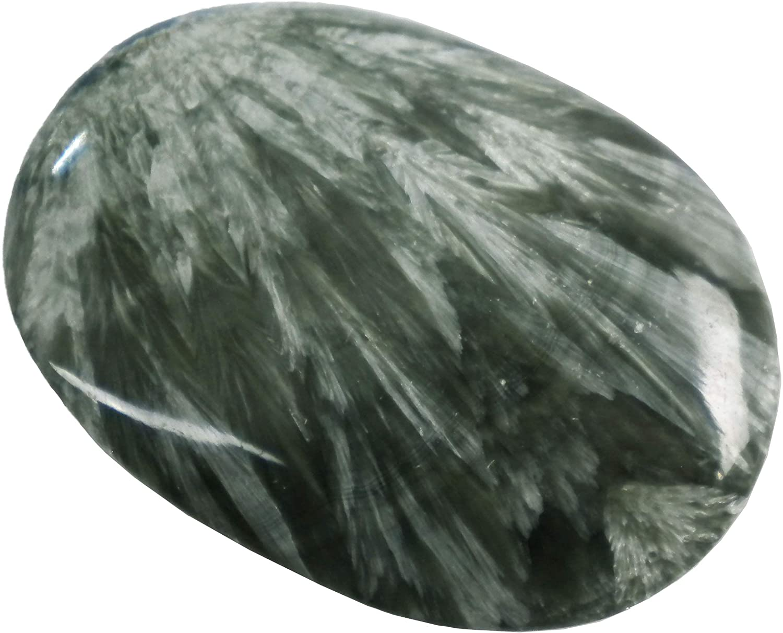 Emovendo Seraphinite Display Specimen - 1.75