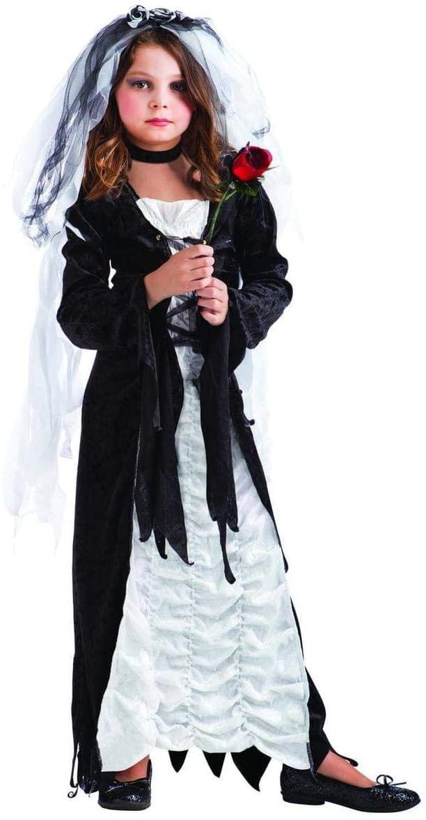 Coffin Bride Child Costume Large (12-14)