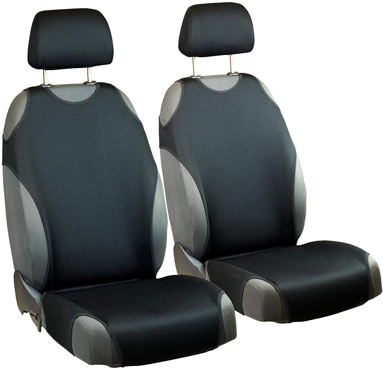 Zakschneider Car Seat Covers for Captur - Front Seats - Color Premium Black