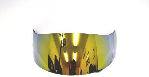 [Aftermarket Product] Shoei X11 GOLD Iridium Visor Shield RF1000 MULTITEC TZR
