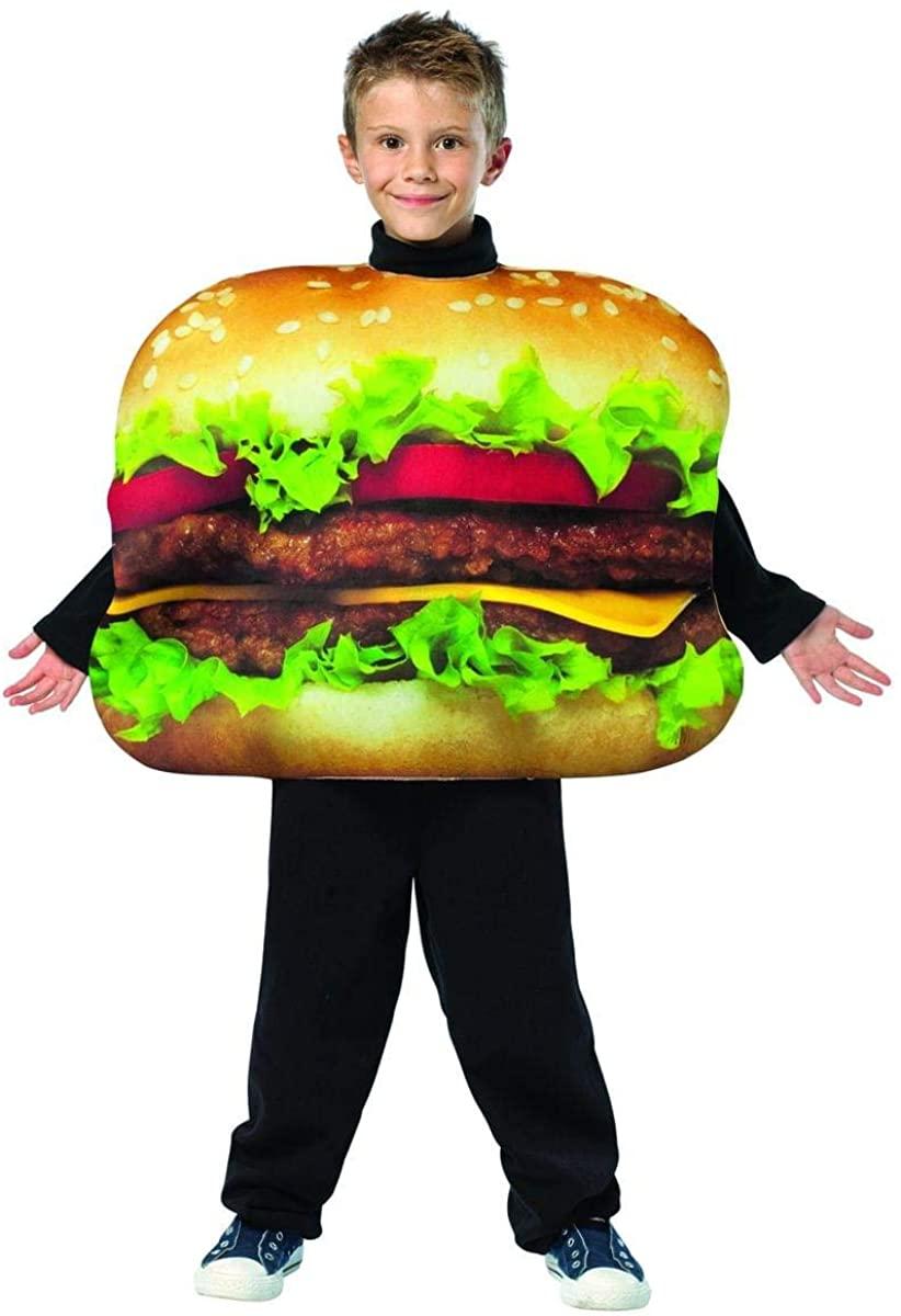 Rasta Imposta - Cheeseburger Child Costume