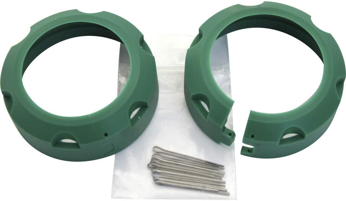 Fork Mud Scraper Kit