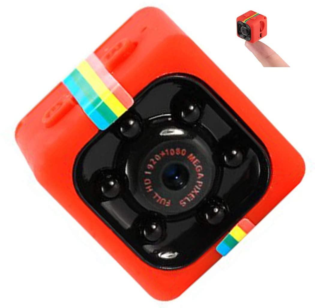 Nuoousol Night Vision Mini Camera Monitor Camera Car Digital Video Recorder