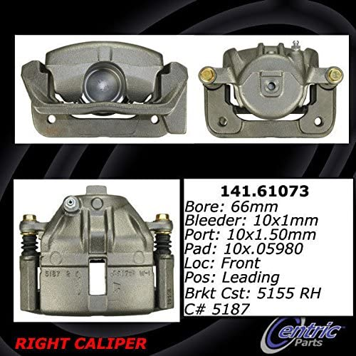 CENTRIC PARTS 141.61073