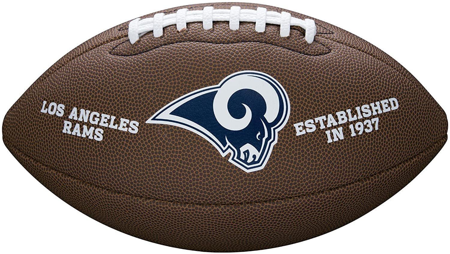 NFL Team Logo Composite Football