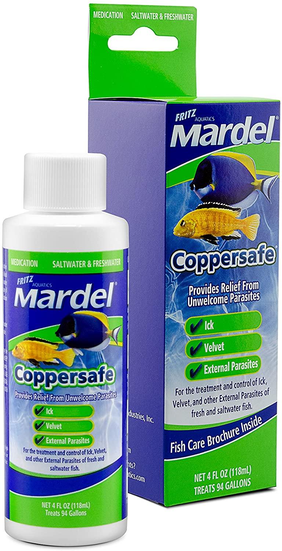 Fritz Aquatics Mardel Copper Safe Treats, 4-Ounce
