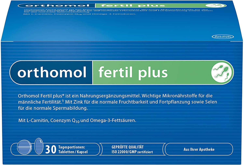 Original Orthomol® Fertil Plus 90