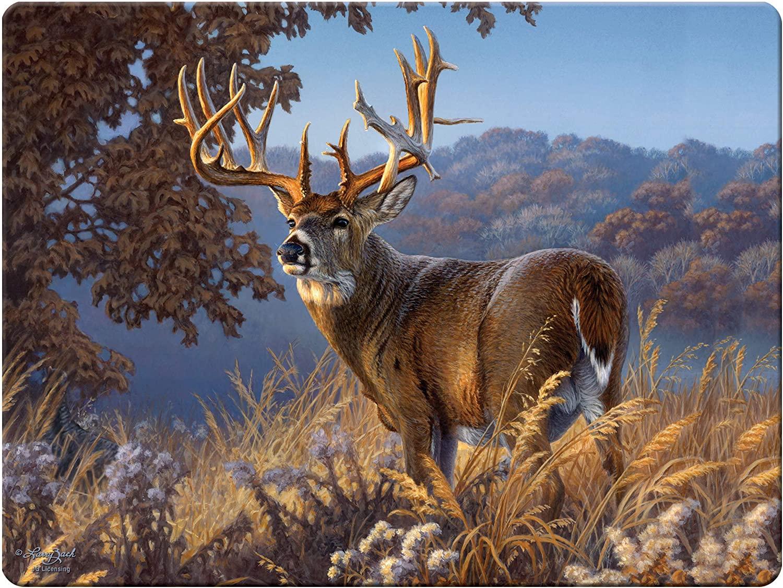 Rivers Edge 742B Cutting Board 12in x 16in - Deer