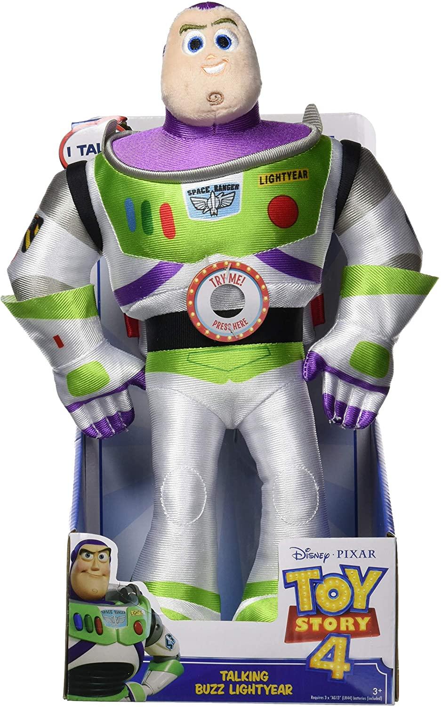 Disney•Pixar's Toy Story 4 Talking Plush - Buzz Lightyear
