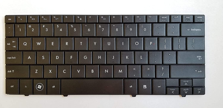 Laptop Keyboard for HP Compaq Mini 700 1000 1100 P/N 504611-001 MP08C13US-930 496688-001 6037B0035501 NSK-HB201 9J.N1B82.201