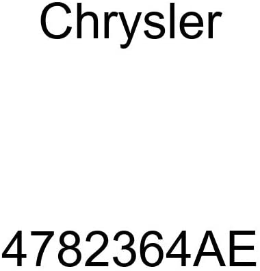Genuine Chrysler 4782364AE Power Steering Return Hose