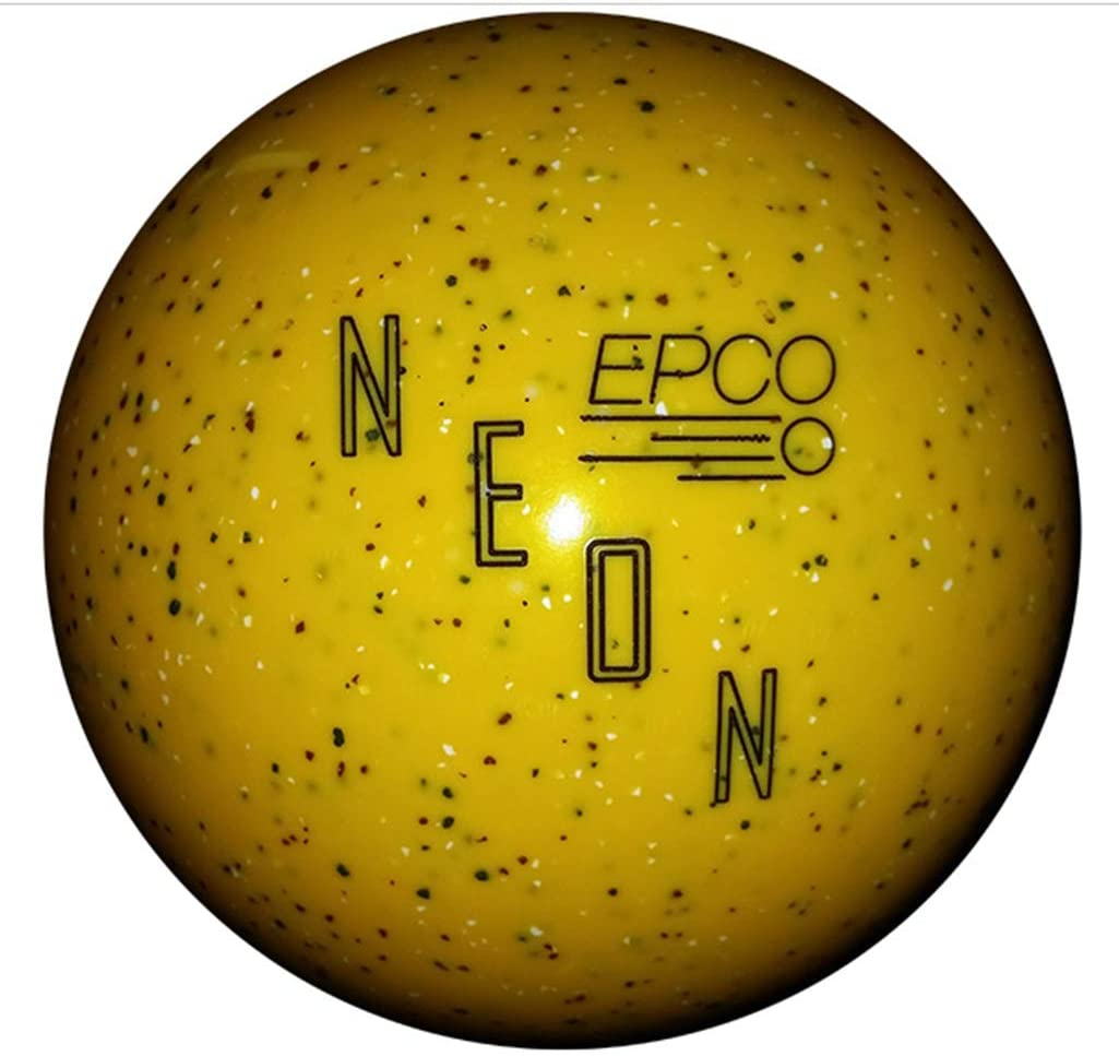 Bowlerstore Products Duckpin EPCO Neon Speckled Bowling Ball 4 3/4