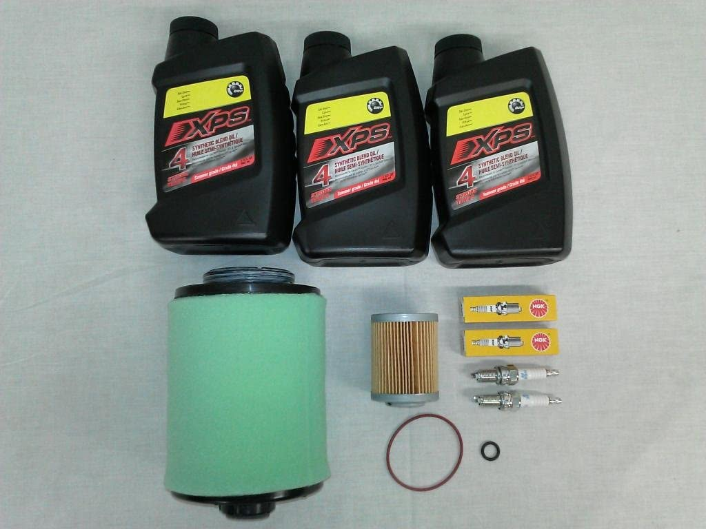 Can-Am Outlander 1000 Full Oil Change Service Kit 2013 2014 2015