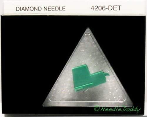 TURNTABLE STYLUS NEEDLE-FOR AUDIO TECHNICA ATN-71EB,AT71E NEEDLE, 206-DET