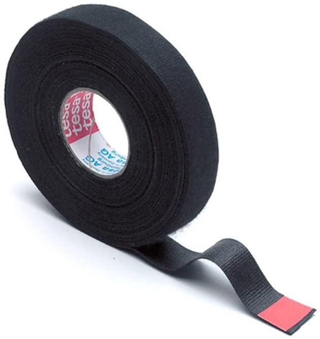 Tesa 51608 09 Original Wiring Loom Harness Adhesive Cloth Fabric Tape (9mmx25m)