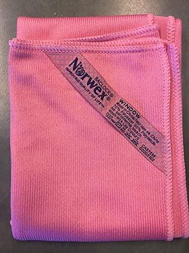 NORWEX Baclock Window Cloth (Pink)