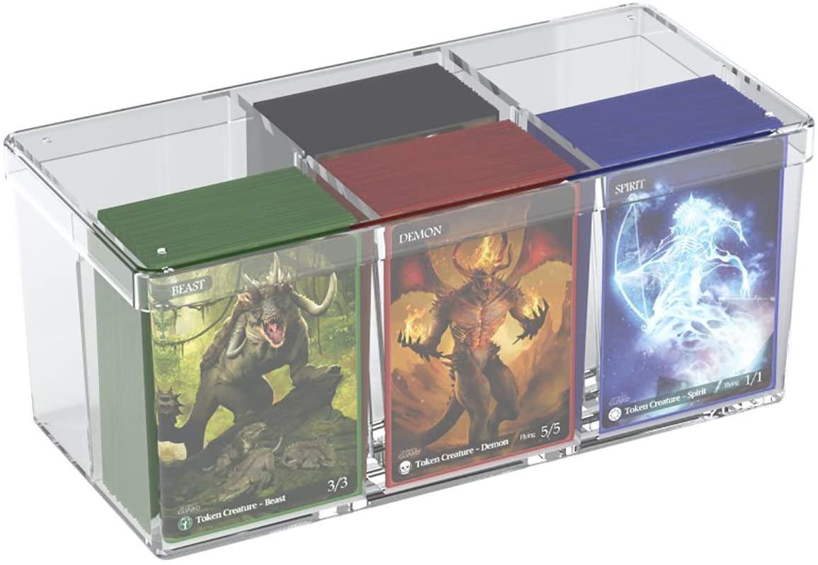 Stack 'n' Safe Deck Box (480 Cards)