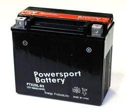 Replacement For Ski-doo Grand Touring 600cc Snowmobile Battery For Year 2011 Model Battery By Technical Precision