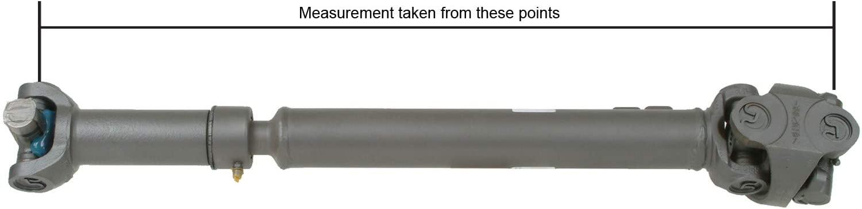 Cardone 65-9187 Remanufactured Prop Shaft
