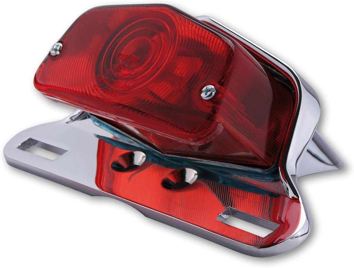 Motorize - Lucas Rear Light, with Holder