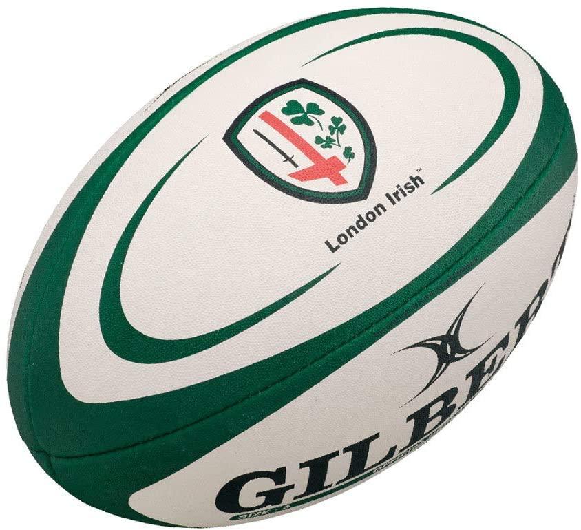 Gilbert London Irish Mini Rugby Ball