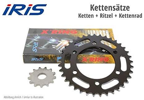 Motorize IRIS Chain & ESJOT Wheels XR 955/955i Daytona 02-06