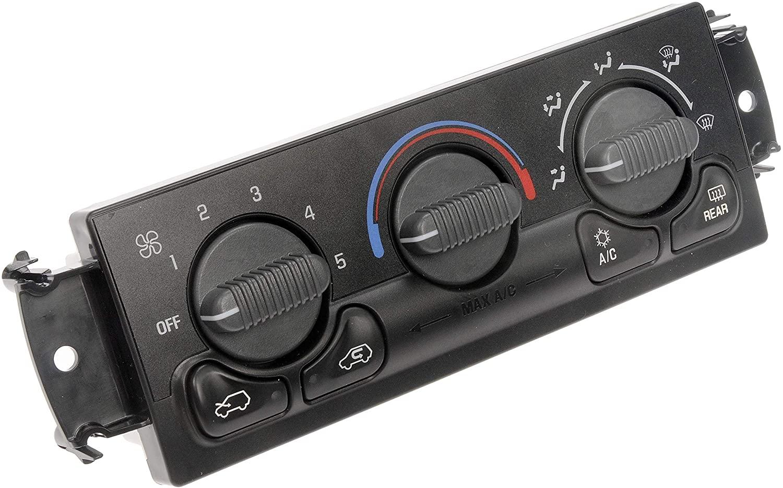 Dorman 599-218 Front Climate Control Module for Select Chevrolet/GMC/Pontiac Models