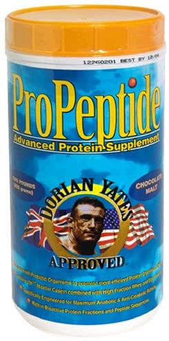 Dorian Yates Approved - ProPeptide Advanced Protein Supplement - 2 lbs (809 g)