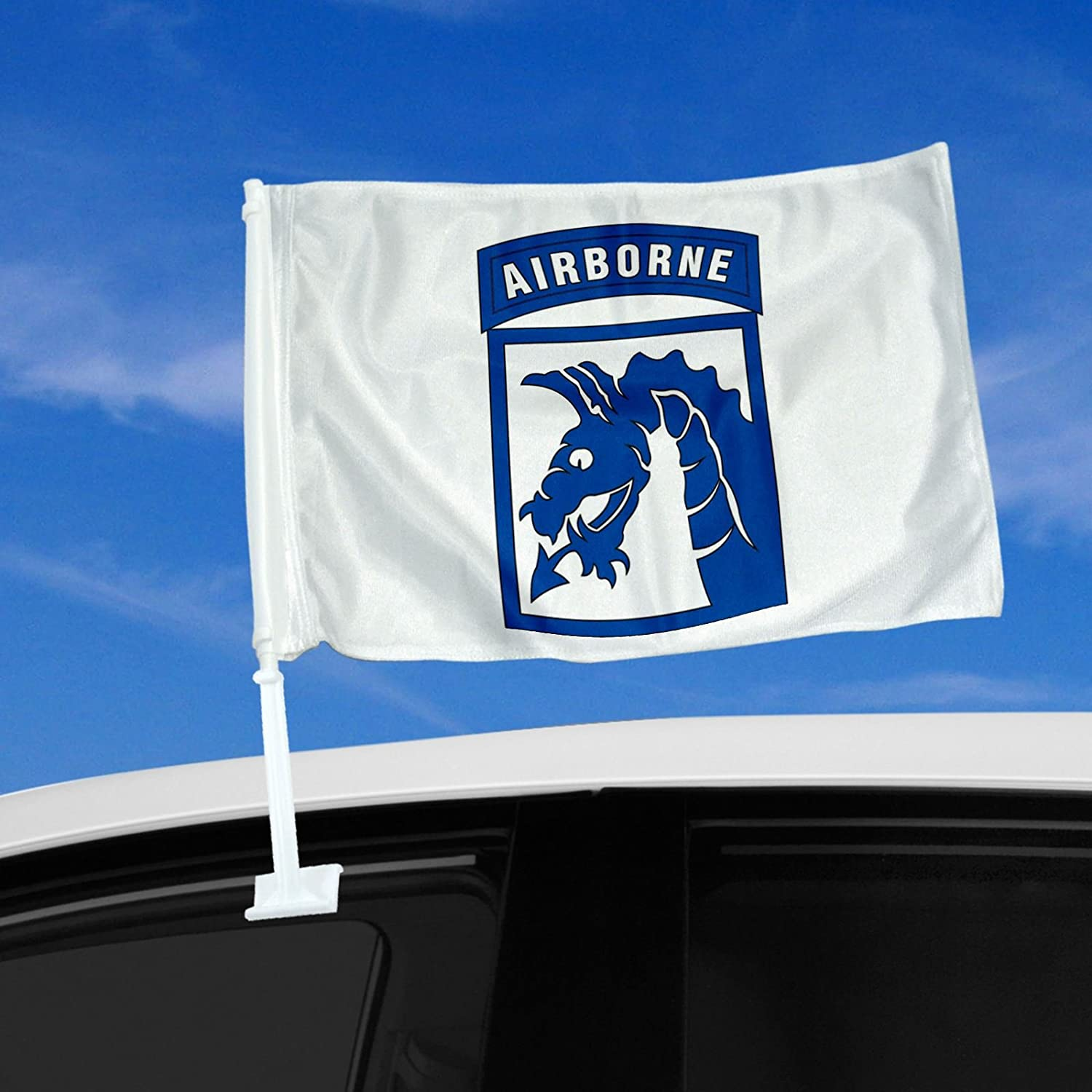 ExpressItBest Double Sided Car Flag - 12