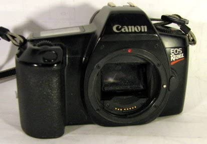 Canon EOS Rebel II 35mm Film Camera Body Only