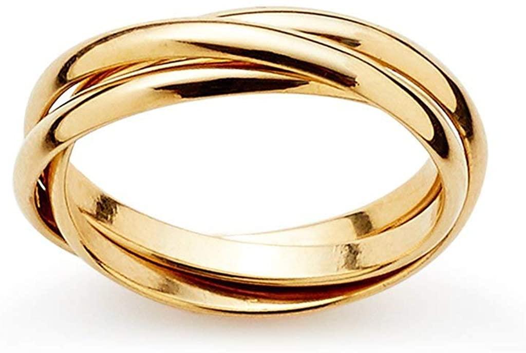Shashi Women's Vera 18K Gold Plated Ring (8)