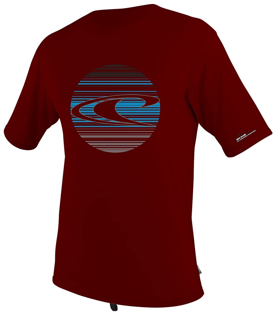 O'Neill Wetsuits UV Sun Protection Youth's Skins Short Sleeve Surf Tee