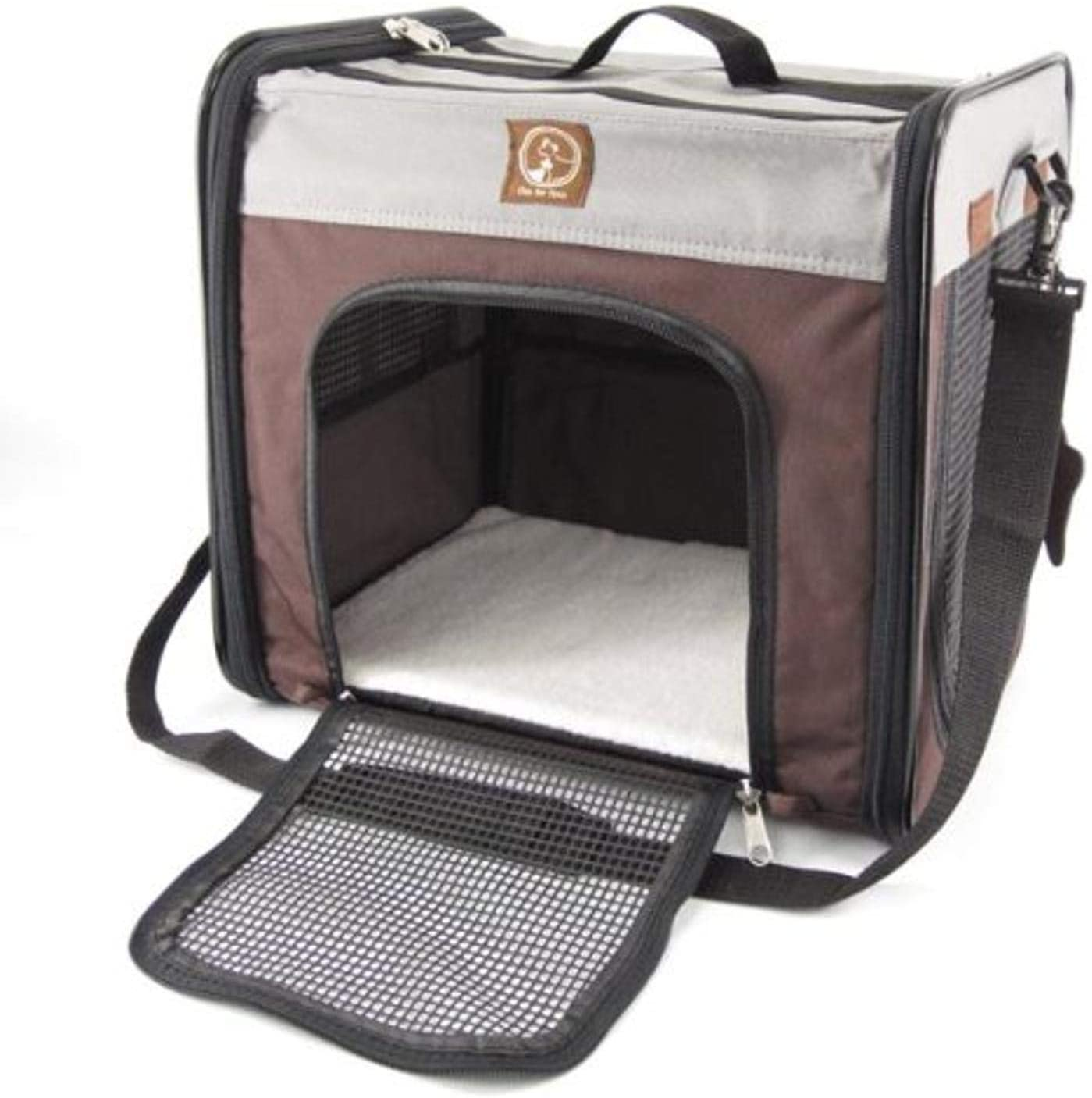 One for Pets Folding Carrier-The Cube
