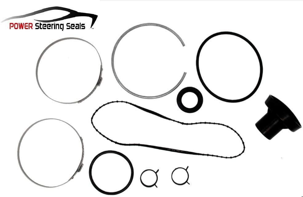 Power Steering Seals - Power Steering Rack and Pinion Seal Kit for Ford F150