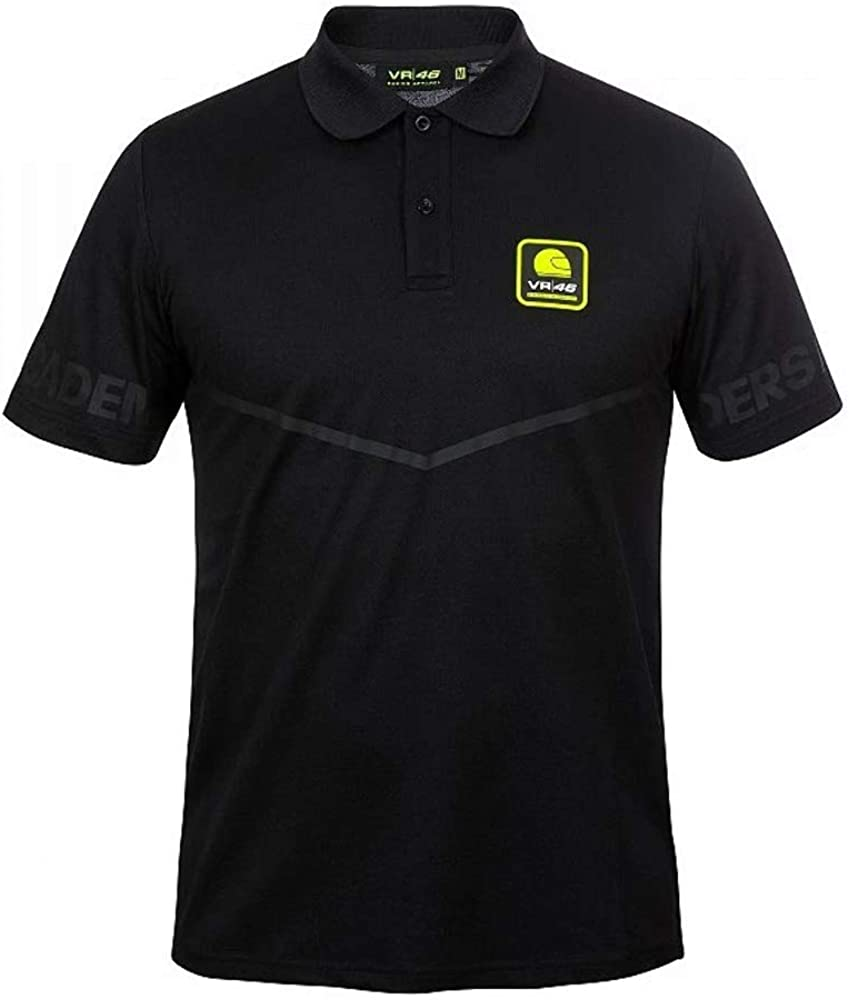 Champions Motorsports Polo VR46 Riders Academy Official Collection Valentino Rossi 46