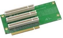 Advantech AIMB-RP30P-03A1E, Riser for ISMB, PCI to 3 PCI A201-1,RoHS