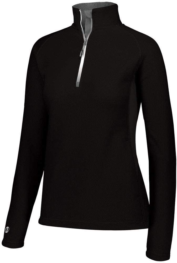 Holloway Ladies Invert 1/2 Zip Pullover