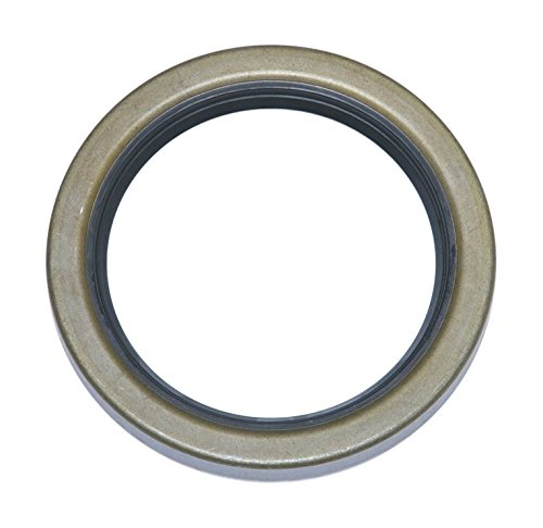 TCM 40574SA-BX NBR (Buna Rubber)/Carbon Steel Oil Seal, SA Type, 4.000