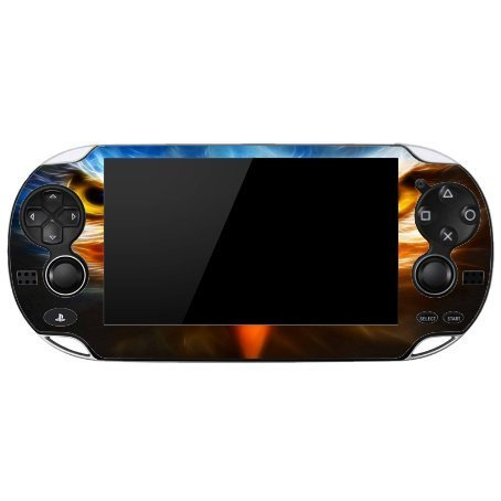 Eagle Playstation Vita Vinyl Decal Sticker Skin by Compass Litho by Compass Litho