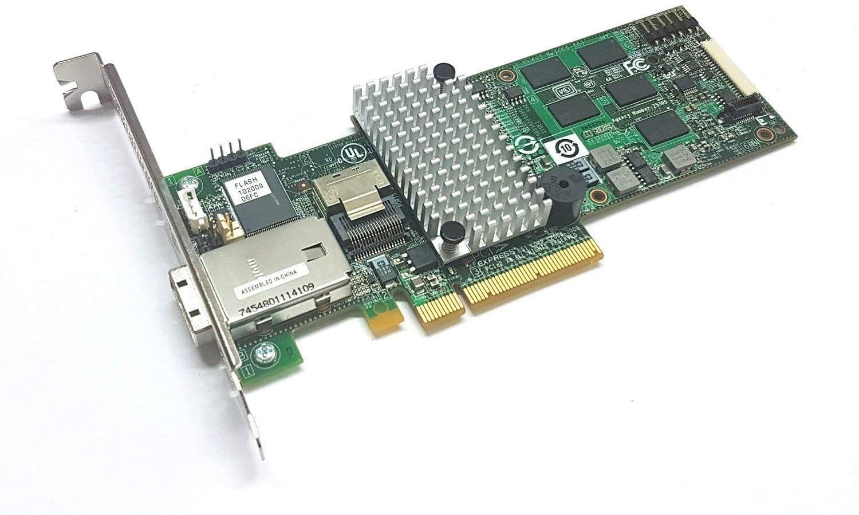 LSI Logic Megaraid SAS 9280-4I4E Single (Renewed)