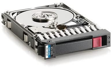 HP MM0500FBFVQ Stock & Incoming - HP 500GB 6G SAS 7.2K RPM SFF (2.5-inch) SC Mi