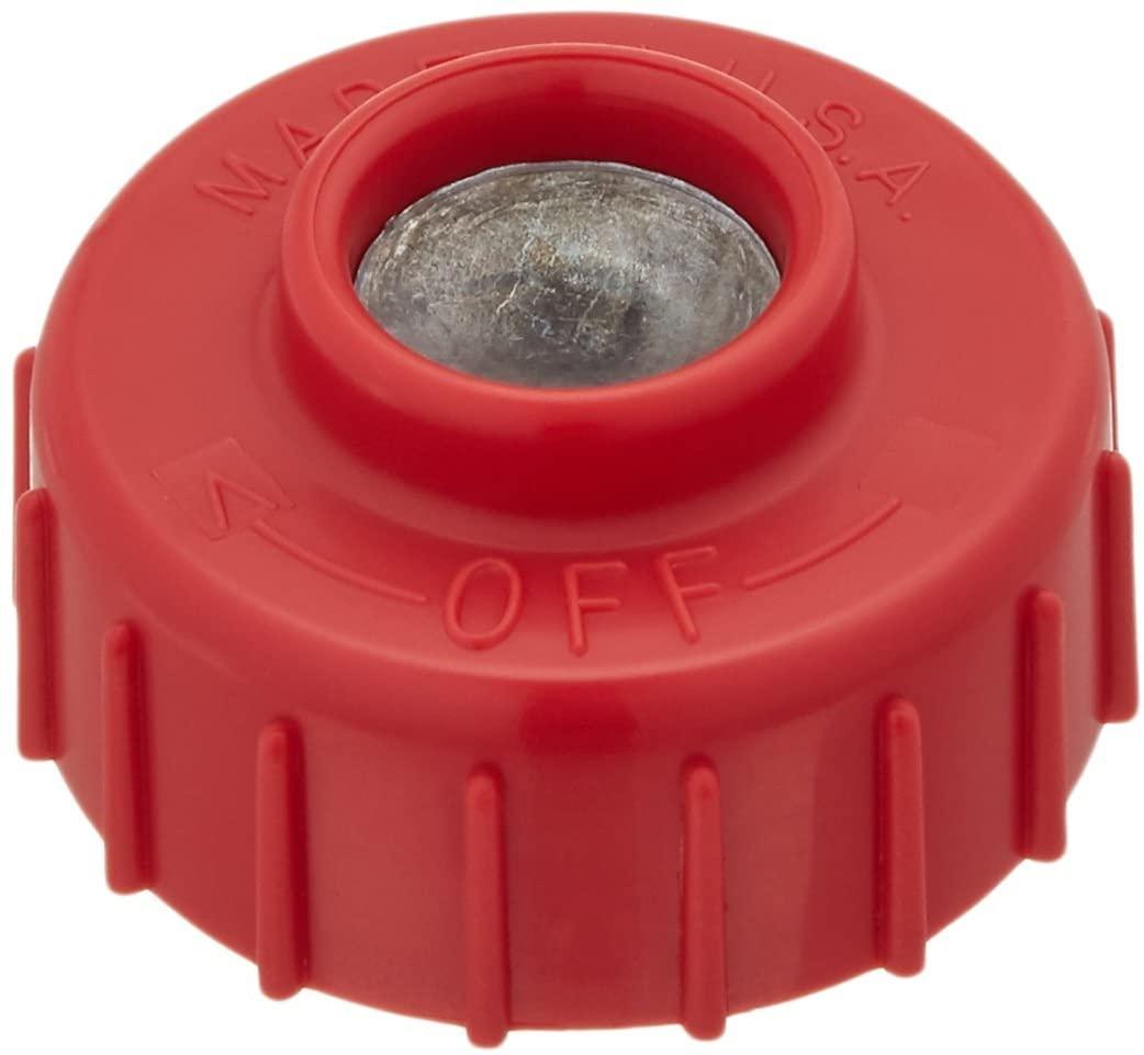 Oregon 55-816 Red String Trimmer Bump Head Knob Attachments